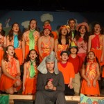 Pyle performs Seussical