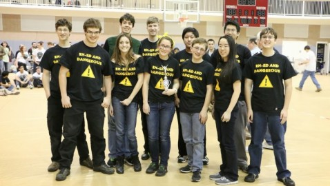 Richard Montgomery Rockets Launch into World Robotics Championships