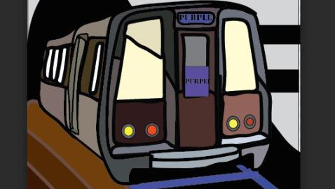 Purple Line Enters New Phase of Design