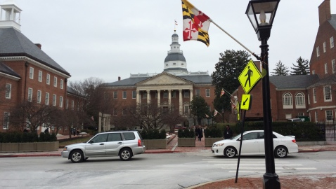 Maryland Debates Suffrage for Ex-Felons