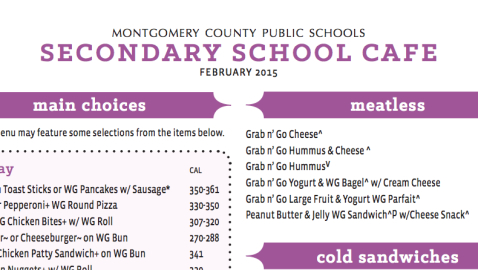 Balancing Taste and Nutrition in School Lunches