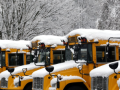Students return from winter break to frigid winter conditions