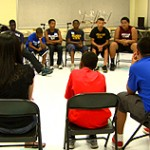 Students attending summer program at MCPS